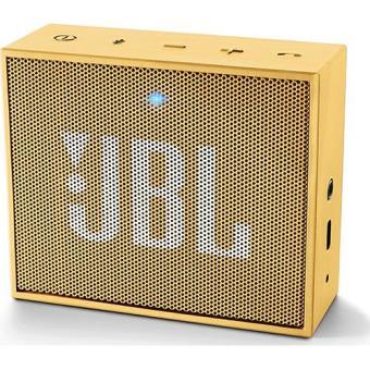 JBL Coluna GO (Amarelo)