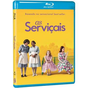 As Serviçais (Blu-ray)