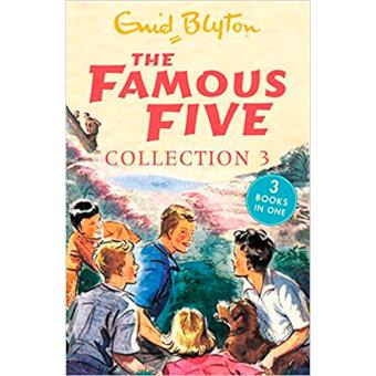 The Famous Five Collection - Book 3: Books 7, 8 & 9