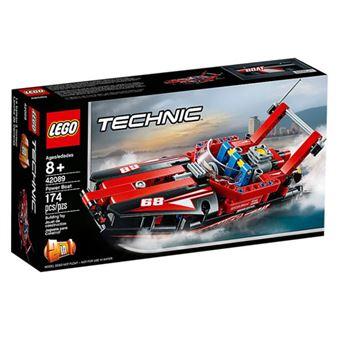 LEGO Technic 42089 Lancha de Competição