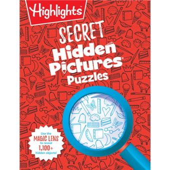 Highlights secret hidden pictures p