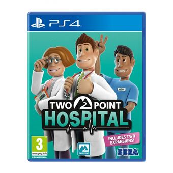 Two Point Hospital - PS4