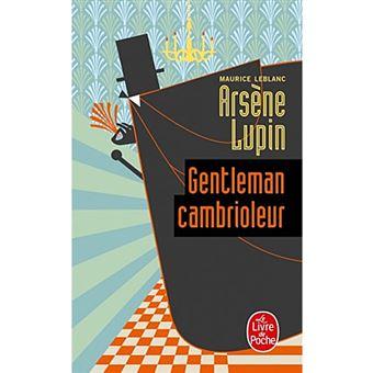 Arsène Lupin Gentleman Cambriouleur