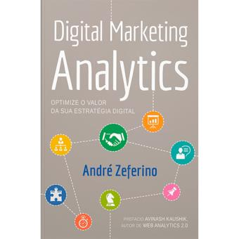 Digital Marketing Analytics | Livros sobre Web Analytics