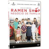 Ramen Shop - Negócio e Família - DVD