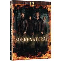 Sobrenatural - 12ª Temporada - DVD