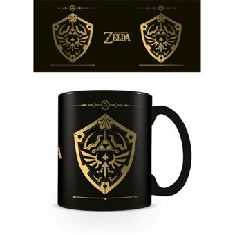 Caneca The Legend of Zelda: Hylian Shield
