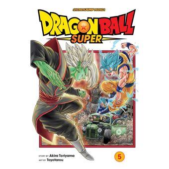 Dragon Ball Super - Volume 5