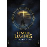League of legends: realms of runete
