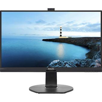 Monitor Philips Brilliance QHD 272B7QPTKEB/00 com PowerSensor + Webcam