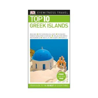 Eyewitness Top 10 Travel Guide - Greek Islands