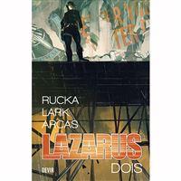 Lazarus - Livro 2: Ascenção