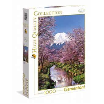 Puzzle Fuji Mountain