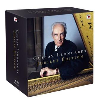 Gustav Leonhardt | The Edition (15CD)