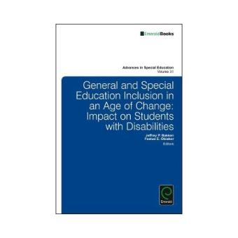General and special education inclu