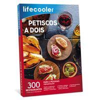 Lifecooler 2020 - Petiscos a Dois