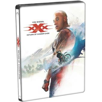 xXx: O Regresso de Xander Cage - Edição Caixa Metálica Exclusiva Fnac (Blu-ray)