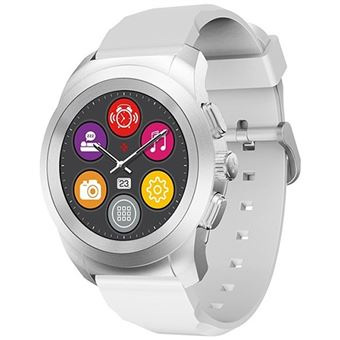 Smartwatch Mykronoz Zetime Original - Regular - Branco