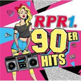 RPR1-90er Hits - CD