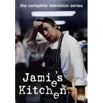 Jamie's Kitchen - Série Completa