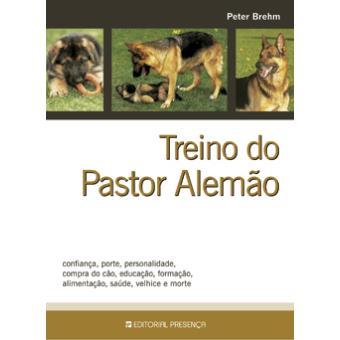 Treino do Pastor Alemão