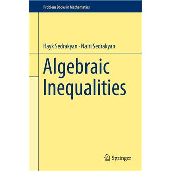 Algebraic Inequalities