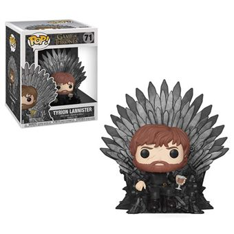 Funko Pop! Game of Thrones: Tyrion Lannister Sitting on Iron Throne - 71