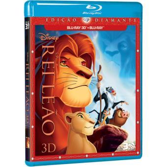 O Rei Leão - Edição Diamante (Blu-ray 3D + 2D)