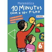10 Minutos Com o Seu Filho - Matemática 6º Ano