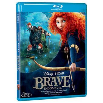 Brave: Indomável - Blu-ray