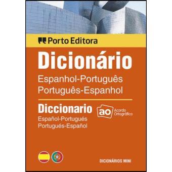 Dicionário Mini de Espanhol-Português / Português-Espanhol