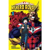 My Hero Academia - Livro 1