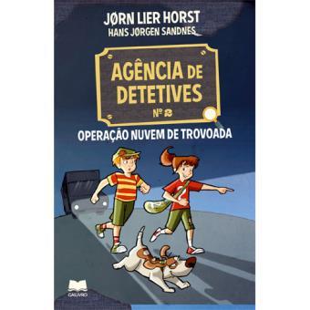 Agência de Detetives Nº 2 - Livro 1: Operação Nuvem de Trovoada