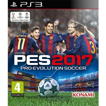 Pro Evolution Soccer 2017 PS3 (PES 2017)