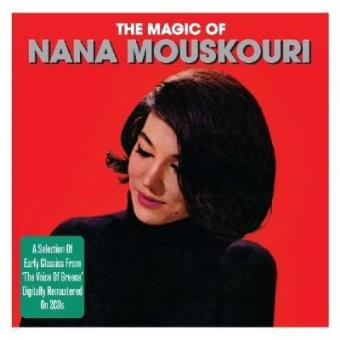 The Magic of Nana Mouskouri (2CD)
