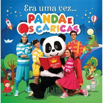 Era Uma Vez… Panda e Os Caricas - CD