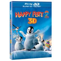 Happy Feet 2 - Blu-ray 3D + 2D