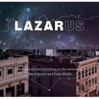 Lazarus (Original Cast Recording) (2CD)