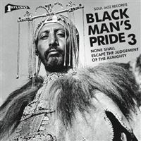 Black Man'S Pride 3 – None Shall Escape The Judgement Of The Almighty - 2LP 180gr Vinil