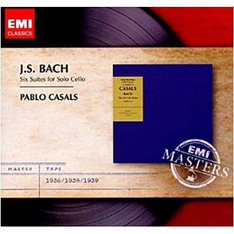 Bach | Cello Suites (2CD)