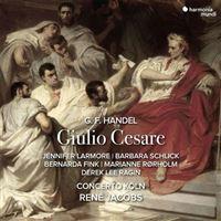 Handel: Giulio Cesare in Egitto - 4CD