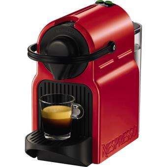 Krups Nespresso Inissia (Vermelho)