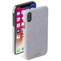 Capa Krusell Broby para iPhone XS Max - Grey