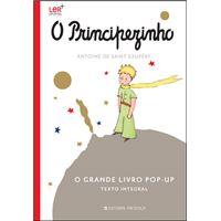 O Principezinho - O Grande Livro Pop-Up