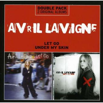 Let Go/under My Skin (2CD)