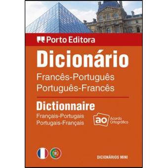 Dicionário Mini de Francês-Português / Português-Francês
