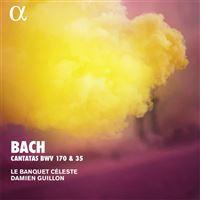 J.S. Bach: Cantatas Bwv 170 & 35 - CD