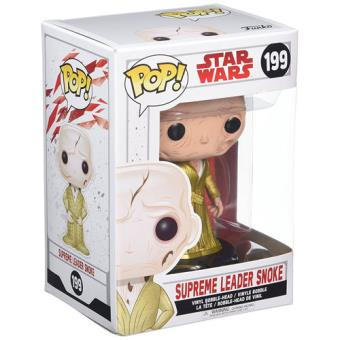 Funko POP Star Wars:The Last Jedi - Supreme Leader Snoke - 199