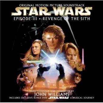 BSO Star Wars: Episode III: Revenge of the Sith (CD+DVD)