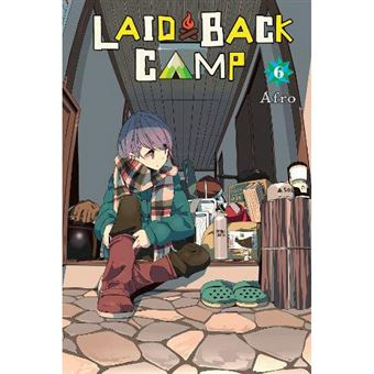 Laid-Back Camp - Volume 6